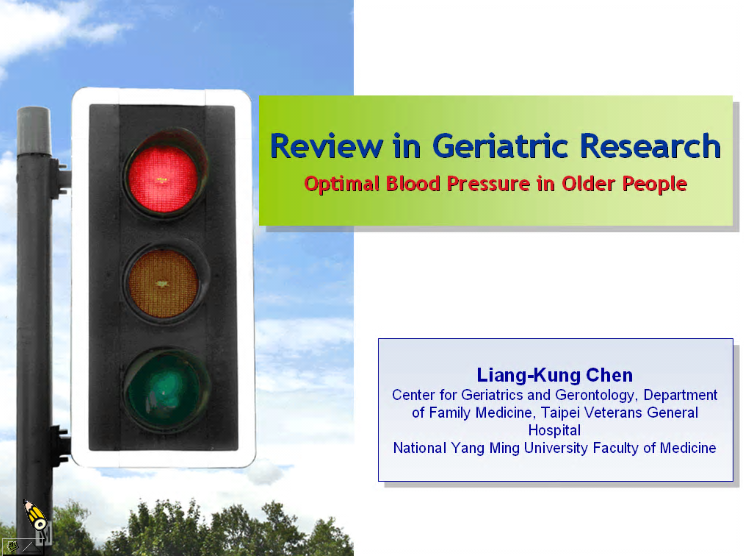 review in geriatric research